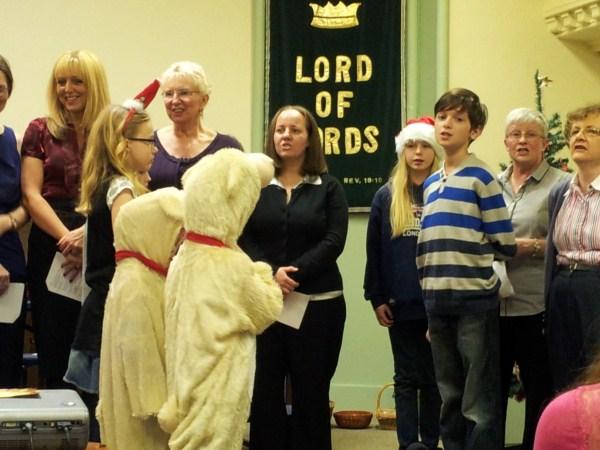 Christmas Celebration 2012