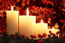 CAROLS BY CANDLELIGHT – CHRISTMAS EVE